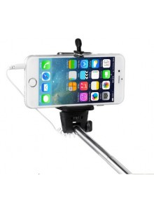 SELFIE HANDHELD WIRED MONOPOD MOQ 10 Pcs