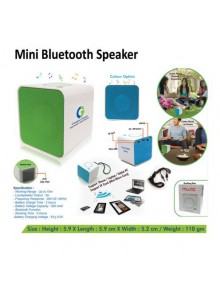 HORA MINI BLUETOOTH SPEAKER MOQ 25 Pcs