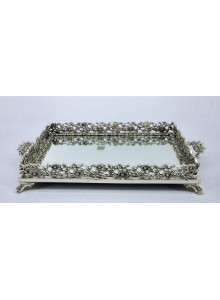 HAND CRAFTED DECORATIVE TRAY MOQ 1 Pcs
