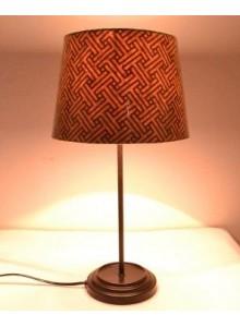 IRON TABLE LAMP MOQ 1 Pcs