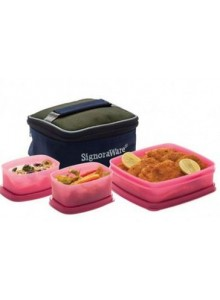 SIGNORAWARE HOT AND CUTE LUNCH BOX MOQ 50 Pcs