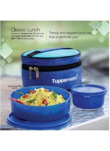 TUPPERWARE CLASSIC LUNCH BOX MOQ 50 Pcs