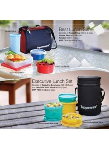TUPPERWARE EXECUTIVE LUNCH BOX MOQ 50 Pcs