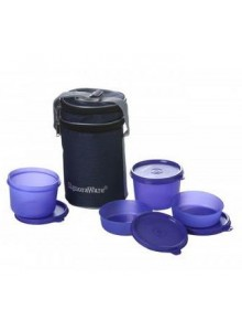 SIGNORAWARE EXECUTIVE LUNCH BOX WITH BAG MOQ 50 Pcs