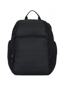 MULTIUTILITY LAPTOP BACKPACK BLACK MOQ - 50 PCS