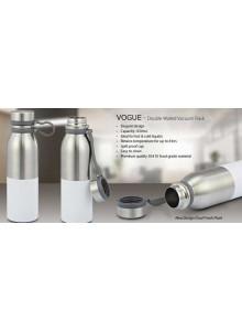 DOUBLE WALLED VACUUM FLASK MOQ - 25 PCS