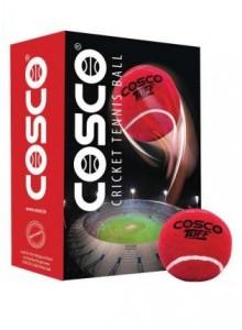 COSCO CRICKET TUFF BALL MOQ 12 Pcs