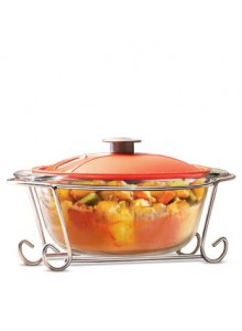 FEASTZ CASSEROLE WITH LID MOQ 12 Pcs
