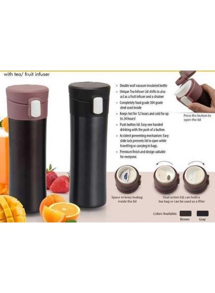 Infuser Vecuum Flask MOQ - 25 PCS