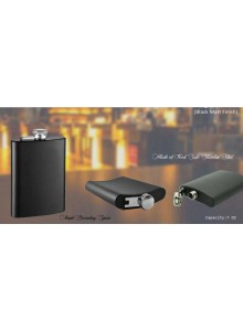 Hip Flask MOQ 25 PCS