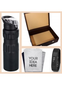 FITNESS GIFT BOX