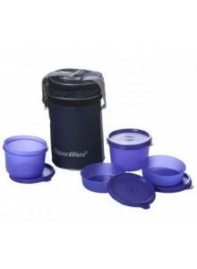 SIGNORAWARE EXECUTIVE LUNCH BOX WITH BAG (BPA) FREE 1260 ML CAPACITY MOQ 50 Pcs