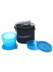 SIGNORAWARE LUNCH BOX WITH BAG (BPA) FREE 630 ML CAPACITY MOQ 50 Pcs