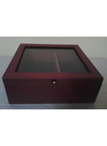 MULTI USER LEATHEREITE GIFT BOX MOQ 50 Pcs